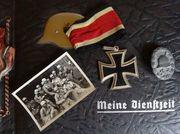 Kaufe alles vom deutschen Militär