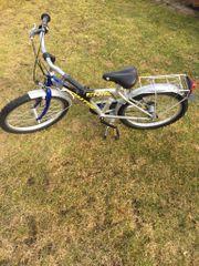 Kinder Fahrrad Enik Fighter 20