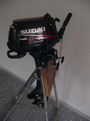 Außenbordmotor Suzuki DF5 Gebraucht