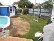 Rasenfläche neu anlegen Fläche 8