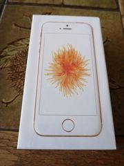 iphone se in Gold 64