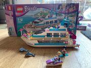 Lego Yacht 41015