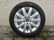 4x Winterkomplett-Räder für Mercedes A