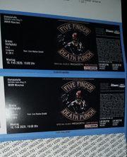 Five Finger Death Punch in