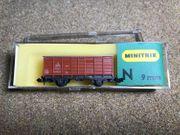 Minitrix Spur N 51 3514