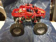 LEGO Technik Monstertruck Teile bitte