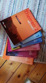 6 Deutschbücher zu verschenken