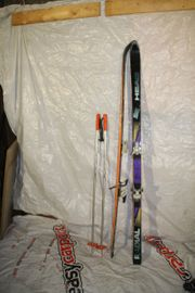 Ski Equipe Länge 175 cm
