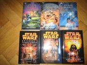 Star Wars Bücher Hardcover Sammlung