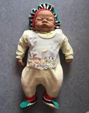 Sammlerpuppe Baby Emily