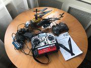 Verkaufe 2 Helikopter inkl Fernbedienung