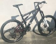 Mountainbike Fully Kraftstoff X2