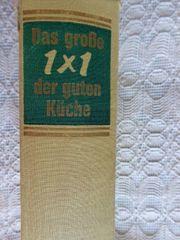 Vintage - Kochbuch - das große 1