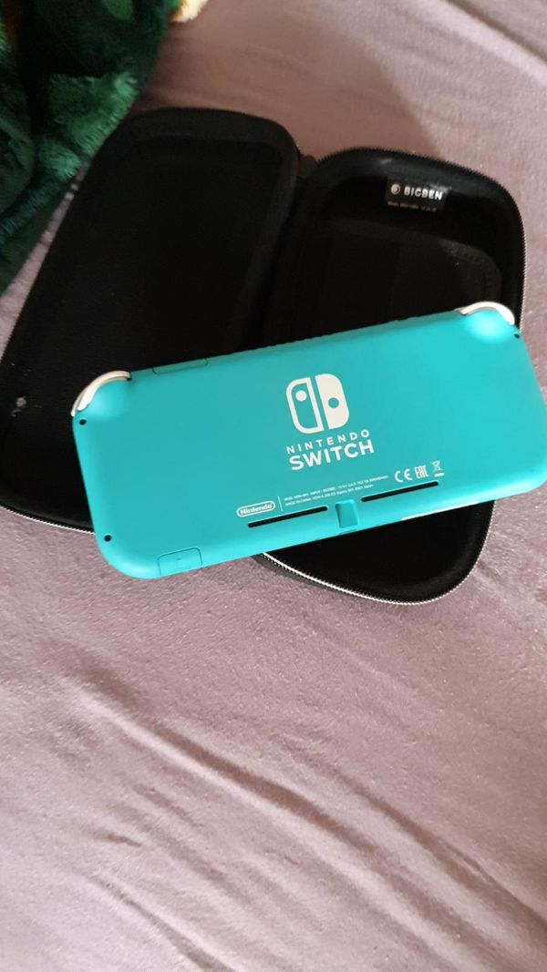 verkaufe Nintendo switch