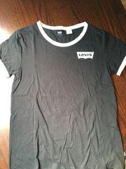 levis t-shirt schwarz
