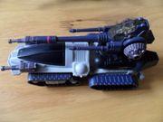 Spielzeugauto Kampffahrzeug SL zerlegbar selbst
