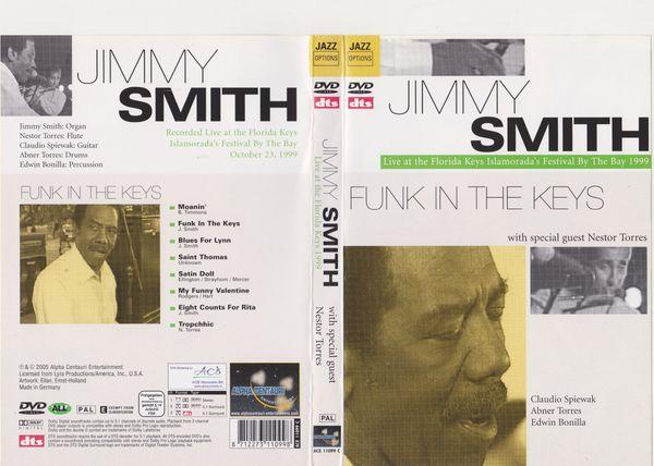 Musik - DVD Jimmy Smith - Funk