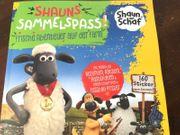 Shaun das Schaf - Sammelsticker zum