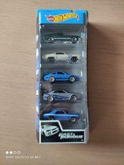 Hot Wheels Fast Furious 5er
