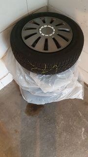 4 Dunlop-Winterreifen 175 65-R14 82T