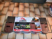 Baumaterial Dachschindeln