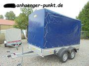 PKW Anhänger Humbaur HA203015 2000kg