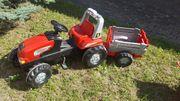 ROLLY TOYS Traktor inkl Anhänger