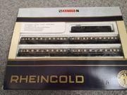 Arnold - Der Rheingold - Luxuszug - Spur