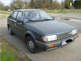 Oldtimer, Youngtimer - Oldtimer Mazda BF 1700 Diesel