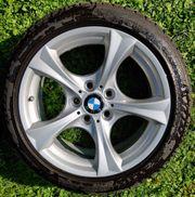 BMW Winterkomplettrad 17 Zoll - Bridgestone