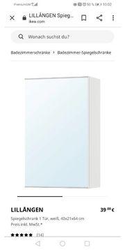Spiegelschrank Ikea