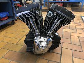 Bild 4 - Harley Davidson Motor Twin Cam - Düren Distelrath