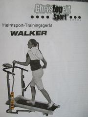 Laufband Walker von Christopeit