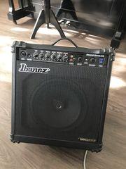 Verstärker E-Bass Ibanez SW 35