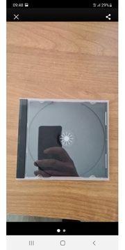 Leere CD Hüllen