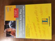 Spanisch-Kurs mit CDs und Bücher
