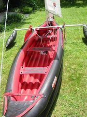 Grabner Adventure SL Schlauchboot mit