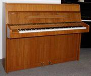 Klavier Ibach 111 Teak satiniert