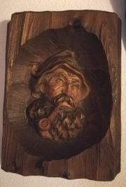 verkaufe Hand geschnitzte Wandbilder