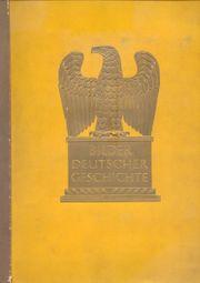 Deutsche Geschichte Sammelbilder mit Album