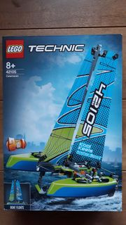 Technik Lego 42105 Catamaran Race