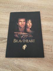 Braveheart Booklet zum Film