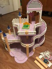 Schnäppchen Playmobil Prinzessinschloss