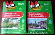 Angeboten Acsi Campingcard und Stellplatzführer