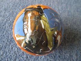 Sonstiges Kinderspielzeug - Puzzleball Ravensburger 60 Teile Pferde