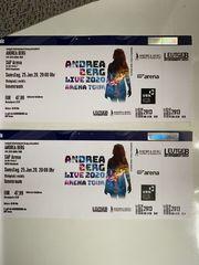 Andrea Berg-2 Konzertkarten in Mannheim