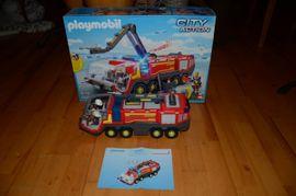 PLAYMOBIL City Action 5337 Flughafenlöschfahrzeug: Kleinanzeigen aus München - Rubrik Spielzeug: Lego, Playmobil