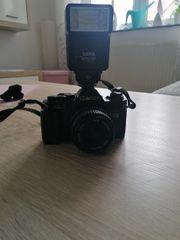 analoge Spiegelreflexkamera Canon AL-1