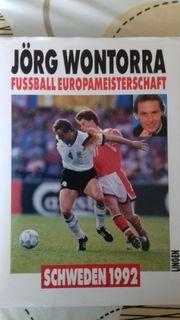 Fussball Europameisterschaft 1992 von Jörg