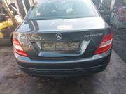 Heckklappe Mercedes C-Klasse W204 Limousine